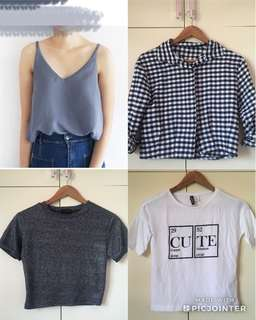 Get all for P800 (shirt, polo, etc)