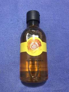 Brand New Auth The Body Shop Honeymania Shower Gel