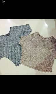 Hanging blouse 2 for 250