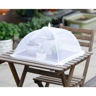 Foldable Gauze Food Cover Tent