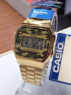 CASIO A168WEGC-3