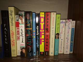 🚨BOOK SALE🚨 2 for 450 3 for 600
