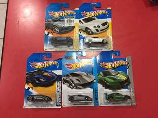 Hot Wheels Lamborghini