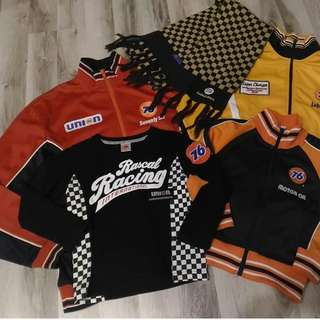 Union 76 Kid's Shirt (size jaspo 120)
