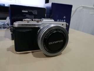 Olympus epl7 kit+m.zuiko premium +ed40-150mm
