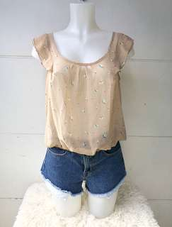 Cotton On dainty top