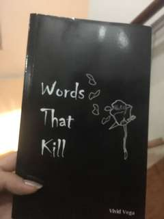 Words that Kill by Vivid Vega