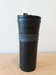 Black Starbucks Tumbler