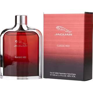 Jaguar Classic Red EDT 100ml for men