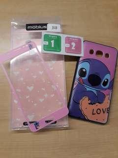 Stitch Samsung J5 Phone Case