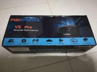 V6 pro intercom.