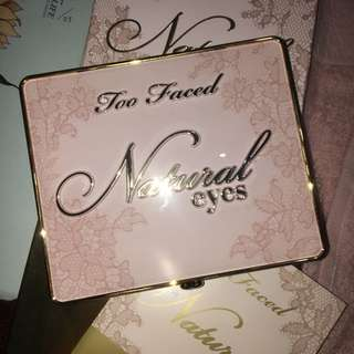 Too Faced Natural Eyes Neutral Palette