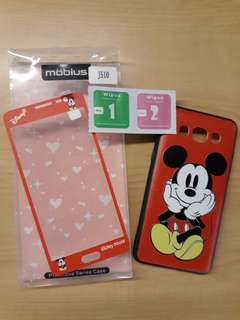 Mickey Mouse Samsung J5 Phone Case
