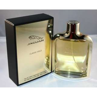 Jaguar Classic Gold EDT 100ml for men