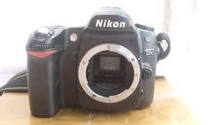 Nikon D80 Fullset Like New