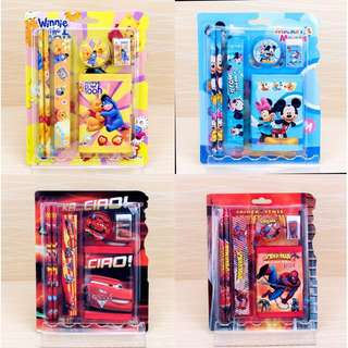 Party Gift: wallet stationery set type B