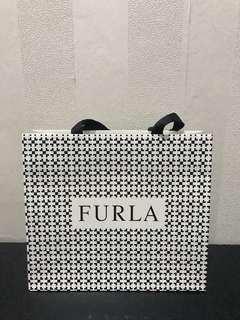 Furla's paper bag ( small )