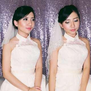 Chinese Wedding Make Up