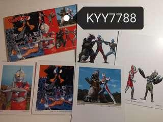 幪面超人1998明信片日本郵政產品