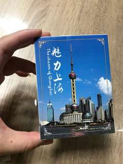 BNIP Collectible Poker Cards - shanghai