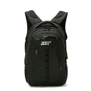 Tas backpack unisex brand White Hawk