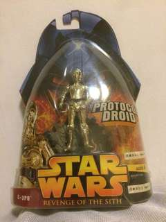 Star Wars C3PO 星球大戰