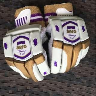 Aero Sports Vintage 3 Star Junior Cricket Batting Gloves
