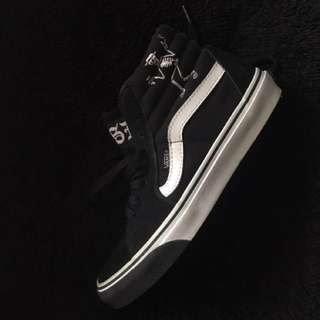 Vans Sk8 Hi Social Distortion Edition Size 40