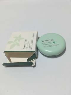 Mineral Powder Pact Innisfree