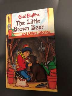 Enid blyton - The little brown bear n other stories