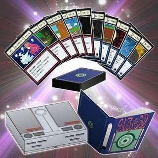 現貨 台灣 魂商店 限定 代理版 獵人 貪婪之島 HUNTER X HUNTER 完美卡片收藏組 口袋卡 遊戲卡牌