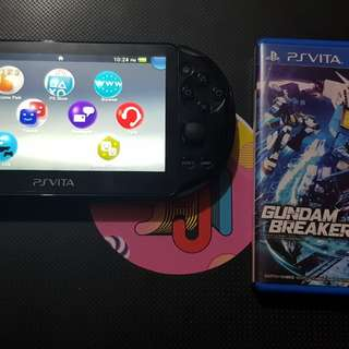JUAL PS VITA SLIM 3.68