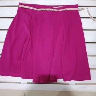 Jellybean Magenta Skirt