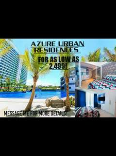 Azure 1BEDROOM, 2BEDROOMS, 3BEDROOMS