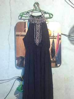 Hollister Long Dress