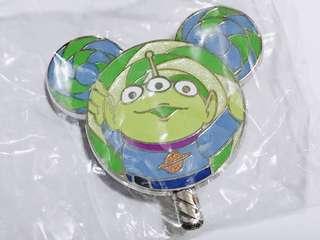 [交換優先] 迪士尼 toystory 三眼仔 pin