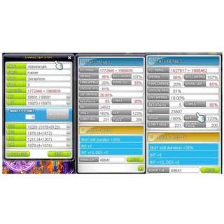 Maplestory account for sale (Delphinus)