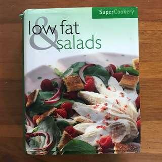 Super Cookery - Low Fat & Salad Book