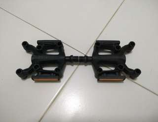 Cannondale Hooligan Flat Pedals
