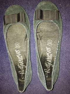 ❗️Marks and spencer leather ballet flat Shoes