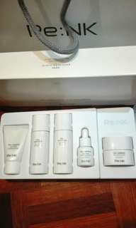 Re:NK Cell Luminous Real White Skin Care Set