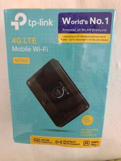 🚚 TP-Link 4G LTE Mobile WiFi MiFi M7350 (Sealed New)