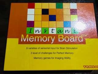 Instant Memory Board