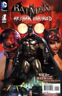 Batman Arkham Unhinged Vol.1