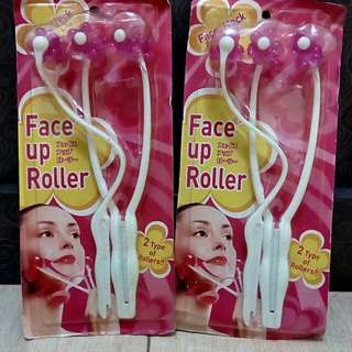 Face up roller