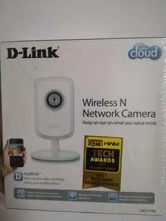 BNIB DLINK WIRELESS N NETWORK CAMERA DCS-930L