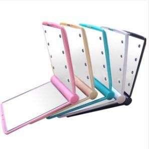 LED Light Portable Mirror