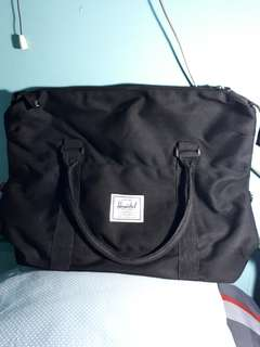HERSCHEL SHOULDER BAG BLACK