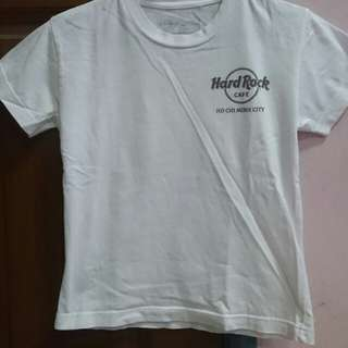Hard Rock Shirt (Ho Chi Minh City)