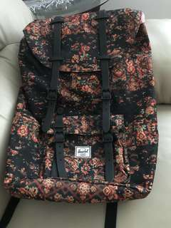 Herschel Little America full volume, only used once! Looks new! Accepts offer!